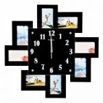 Фотоколлажы с часами