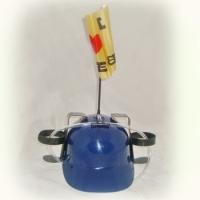 Шлем для пива с флагом