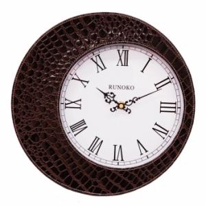 Настенные часы Eclipse шоколад