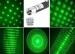 Мощная лазерная указка с 5-ю насадками