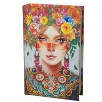 Книга сейф Spring girl 26 см