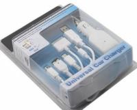 Универсальное зарядное устройство для авто 6в1