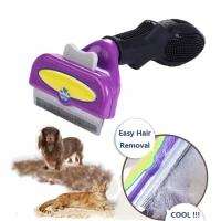 Фурминатор для короткошерстных котов short hair 6,8 см
