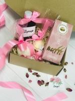 Фото Подарочный набор Розовый Пунш