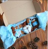 Фото Подарочный набор Новогодняя карамель
