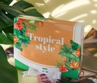 Подарочная коробка Tropical 25х20х5 см