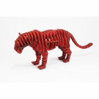 3D пазл Тигрн