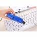Мини пылесос для клавиатуры от usb