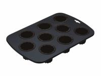 Фото2 MC NS Форма для выпечки Канеле с антипригарным покрытием (9 отверстий) 32,5см х 22см