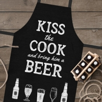 Фартук Kiss the cook