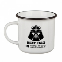 Фото Кружка Camper Best dad in galaxy