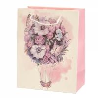 Фото Подарочный пакет Цветочная Магия