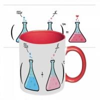 Фото Чашка Любовь это химия