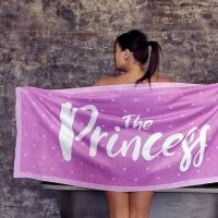 Полотенце Принцесса 150х70 см