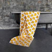 Полотенце Желтые уточки 150х70 см