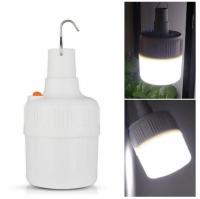 Подвесной фонарь светильник с крючком для кемпинга с аккумулятором