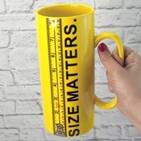 Фото Кружка Гигант Size Matters 20cм