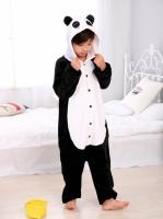 Фото Детское кигуруми Панда 140 см