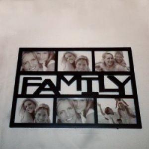 Фоторамка Family 6 фото 49*33