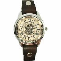 Часы Винтажи цветочные