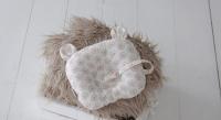 Детская подушка для новорожденных Цветные Мишкины ушки