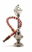 Кальян (на 1 персону)(18 см.) бронзовый цветной