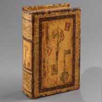 Книга шкатулка Ключи