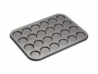 MC NS Противень для выпечки миндального печенья с антипригарным покрытием (24 отверстия) 35см х 27см