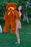 Мишка Тедди 140 см Коричневый