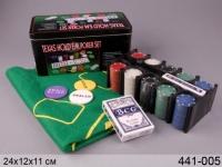Настольная игра Покер 200 фишек