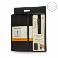 Фото Подарочный набор Moleskine блокнот карманный + ручка