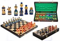 Шахматы МАТРЕШКИ