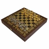 Шахматы Manopoulos Греко-римские Троянская Война 36х36см