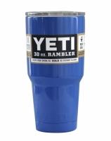 Термокружка YETI dark blue