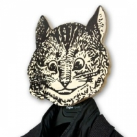 Вешалка Кот