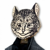 Вешалка котяра