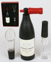 Винный набор Бутылка с лейкой