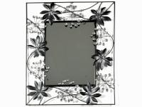 Зеркало Листья