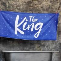 Полотенце Король 150х70 см