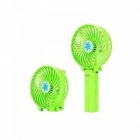 Вентилятор с ручкой handy mini fan (салатовый)