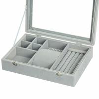 Jewelry box 20x28x6.5 cm (White)
