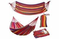 Cotton hammock Mexico 100x200cm (red)