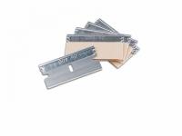 Набор лезвий для скребка стеклокерамических плит 10 шт