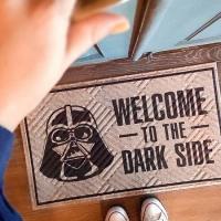 Дверний килимок Welcome to the dark side