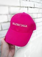 Кепка бейсболка женская с логотипом Balenciaga
