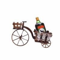 Бар Ровер с рюмками ( велобар )
