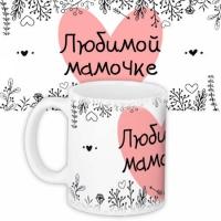 Фото Чашка любимой мамочке