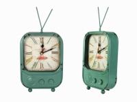 Часы Антиквариат ввиде радио Green