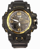 Часы Сasio G-Shock Black Yellow реплика