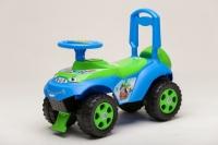 Фото Чудомобиль Active Baby музыкальный Голубо-зеленый
